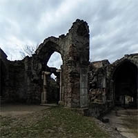 Artificial Ruins, Tata, Hungary